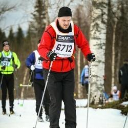 Skiing 90 km - Jarmo Oinonen (6712)