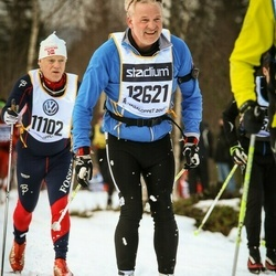 Skiing 90 km - Bo Andersson Möller (12621)
