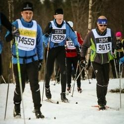 Skiing 90 km - Andreas Gammelgaard Lauritsen (15329)