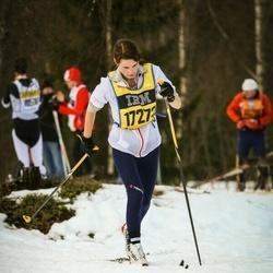 Skiing 90 km - Catarina Rolén (17272)