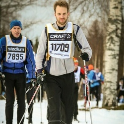 Skiing 90 km - Hans Persson (11709)