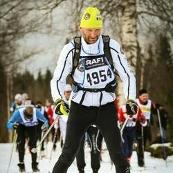 Skiing 90 km - Peter Rejler (4954)