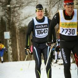 Skiing 90 km - Magnus Karlsson (10642)