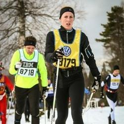Skiing 90 km - Helen Dahl (18179)