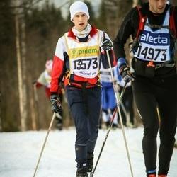 Skiing 90 km - Björn Carlson (13573)