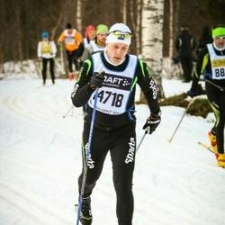 Skiing 90 km - Argo Jaanimägi (14718)