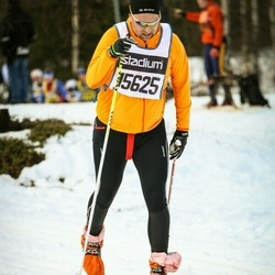 Skiing 90 km - Daniel Löfkvist (15625)