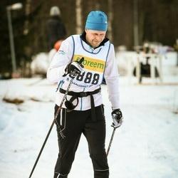 Skiing 90 km - Jan-Ola Larsson (8888)