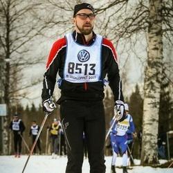 Skiing 90 km - Arvid Sahlin (8513)