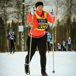 Skiing 90 km - Elin Hallin (18322)