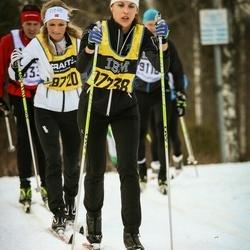 Skiing 90 km - Alexandra Karlquist (17238)