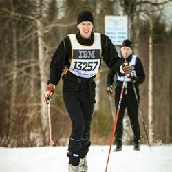 Skiing 90 km - Henrik Holmén (13257)