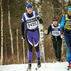 Skiing 90 km - Arne Erlands (9495)