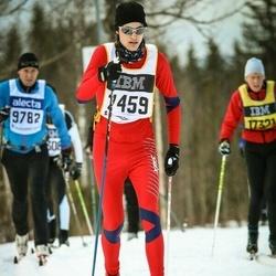 Skiing 90 km - Eirik Nerli (7459)