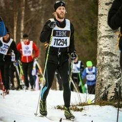 Skiing 90 km - Erik Walldorf (11294)