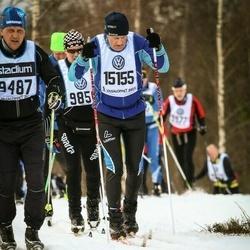Skiing 90 km - Diethelm Otto (15155)