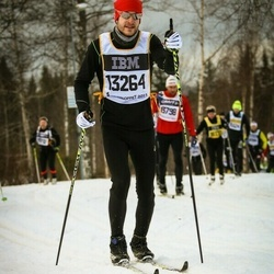 Skiing 90 km - Alexander Ossinger (13264)