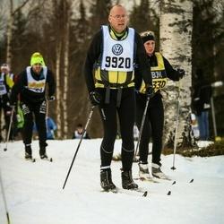 Skiing 90 km - Elias Bj. Gislason (9920)