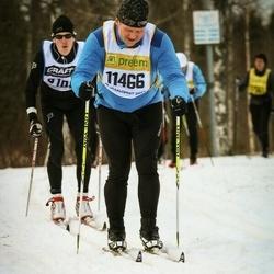 Skiing 90 km - Einari Talviste (11466)