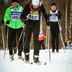 Skiing 90 km - Brian Vasa-Akers (15437)