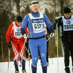 Skiing 90 km - David Aspelin (6973)
