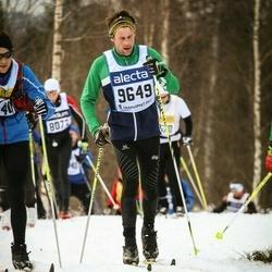 Skiing 90 km - Alexander Gustafsson (9649)