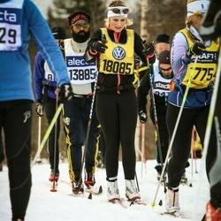 Skiing 90 km - Jeanette Skoog (18085)