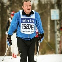Skiing 90 km - Eero Jokinen (15876)