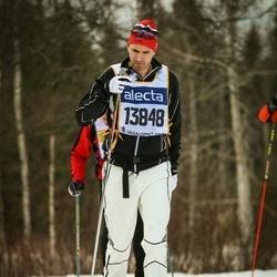 Skiing 90 km - Andreas Gillebo (13848)
