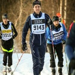 Skiing 90 km - Robert Thorn (9143)