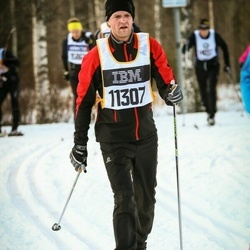 Skiing 90 km - Marcus Andersson (11307)