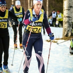 Skiing 90 km - Ketty Engrund (17674)