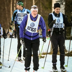 Skiing 90 km - Anders Blom (12168)