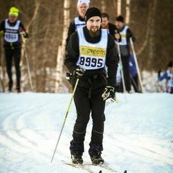 Skiing 90 km - Fredrik Hermansson (8995)
