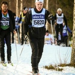Skiing 90 km - Anders Sellgren (15820)