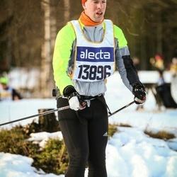 Skiing 90 km - Andreas Hagejärd (13896)