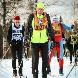 Skiing 90 km - Boine Ek (30274)