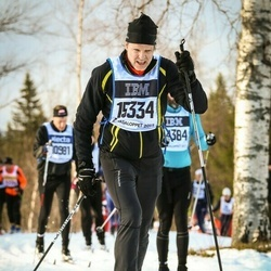 Skiing 90 km - Jan Lehrmann (15334)