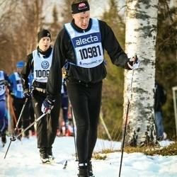 Skiing 90 km - Herbert Karlsson (10981)