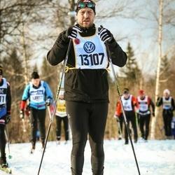 Skiing 90 km - Thomas Lindberg (13107)