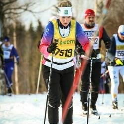 Skiing 90 km - Elin Nygårds Bodin (17519)