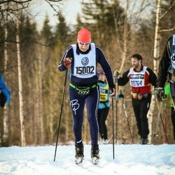 Skiing 90 km - Jan Engström (15002)