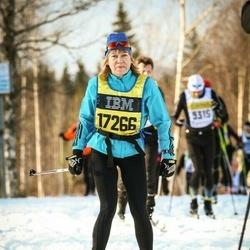 Skiing 90 km - Katarina Pihl (17266)