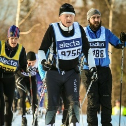 Skiing 90 km - Chris Henning Christiansen (9756)