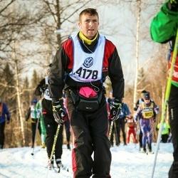 Skiing 90 km - Danny Sørensen (14178)