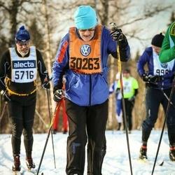 Skiing 90 km - Bengt Qvist (30263)