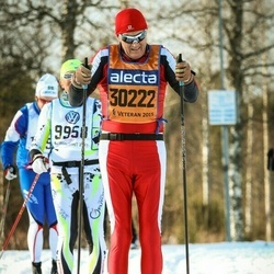 Skiing 90 km - Erling Andersson (30222)