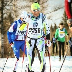 Skiing 90 km - Cesare Montanari (9958)