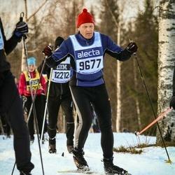 Skiing 90 km - Gustaf Von Essen (9677)