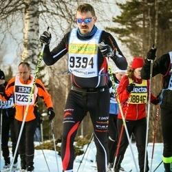 Skiing 90 km - Håkan Andersson (9394)